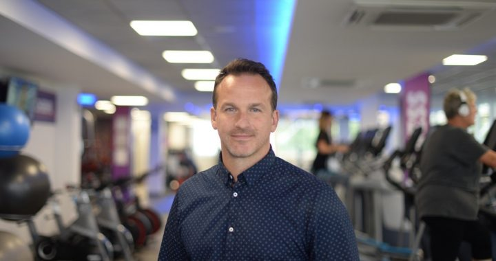 Paul Woodford The Fitness Network
