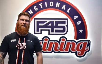 Interview with Ben F45 - The Fitness Network