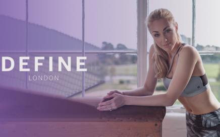 The Fitness Network interview with Ashley, Define London