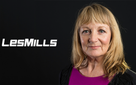 Les Mills Instructor Experience Director - Jean-Ann Marnoch